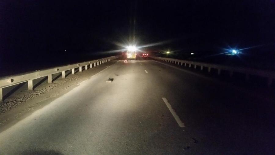 Вчера вечером в Пермском крае погибли два пешехода