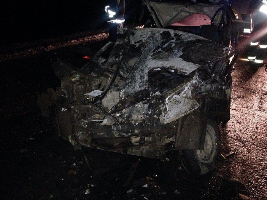 В воскресенье в Пермском крае в двух автоавариях погибли 6 человек - фото 1