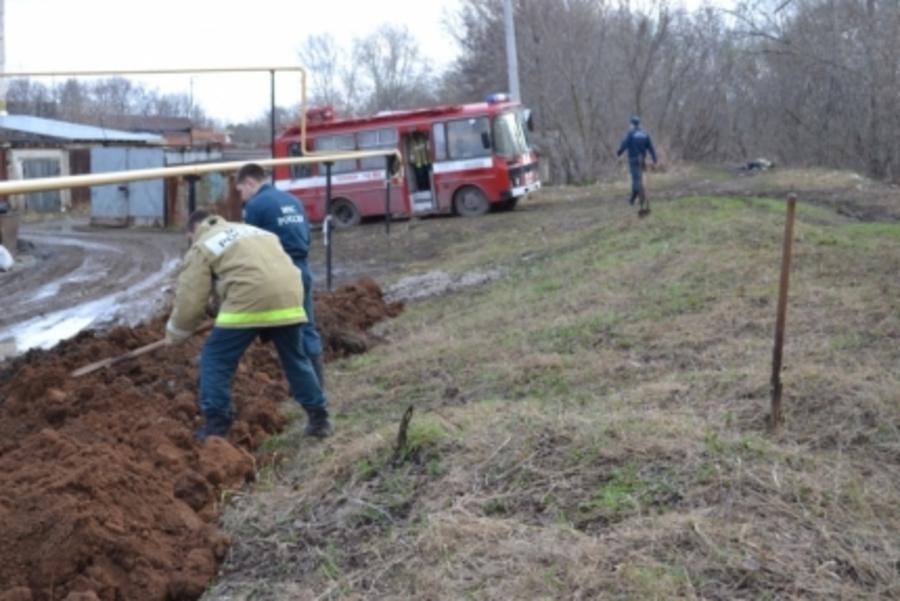 В Пермском крае остаются подтопленными более сотни домов