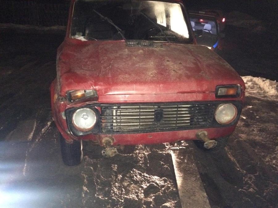 В Перми пьяный водитель Нивы задавил пешехода - фото 1