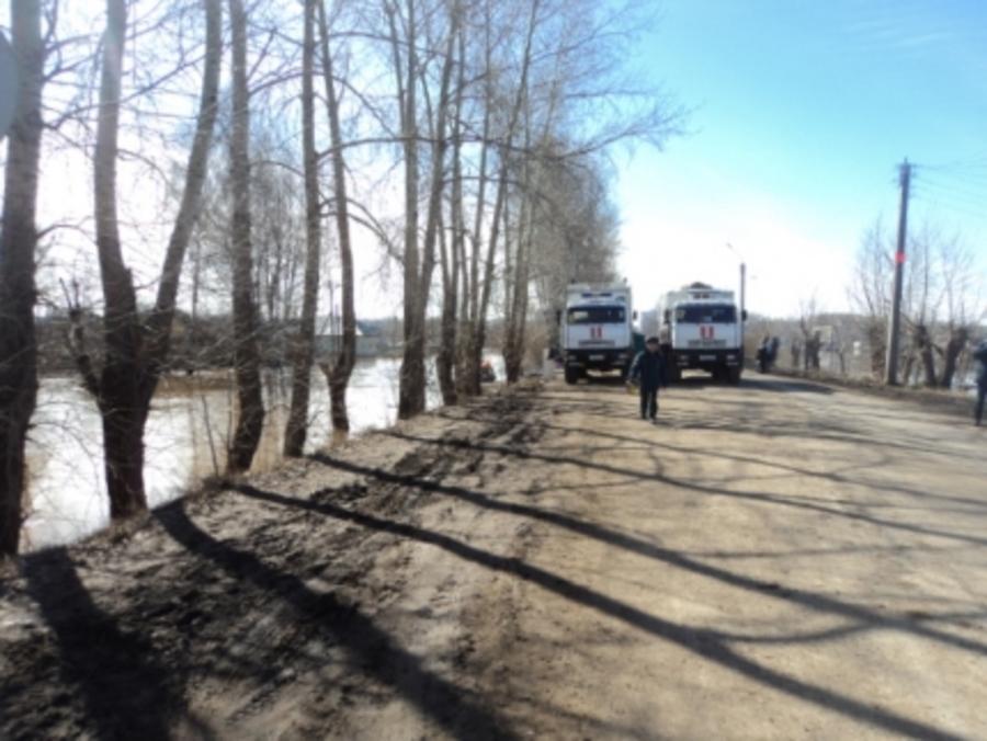 Пермский край: паводок продолжается - фото 1