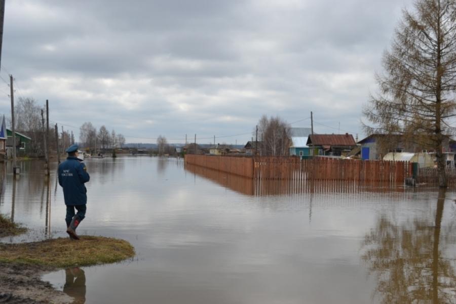 В Кунгуре организовано оповещение населения о паводковой ситуации