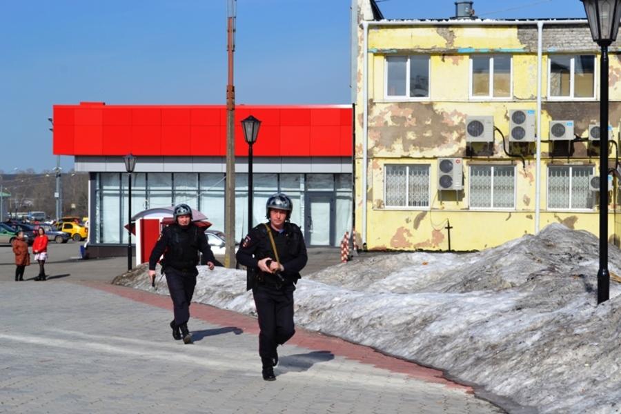 В Соликамске ликвидированы последствия условного теракта - фото 1