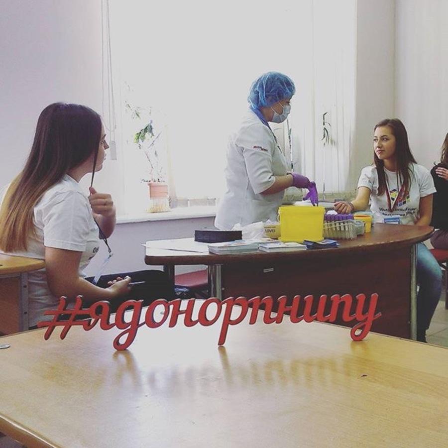 Студенты Пермского политеха впервые стали донорами костного мозга