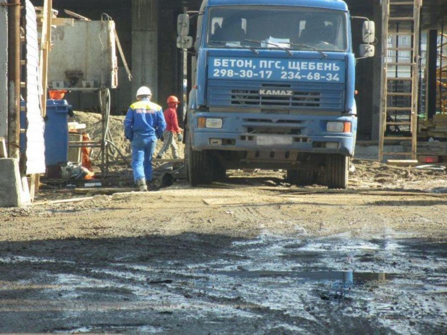 В Мотовилихинском районе Перми проверили стройплощадки - фото 1