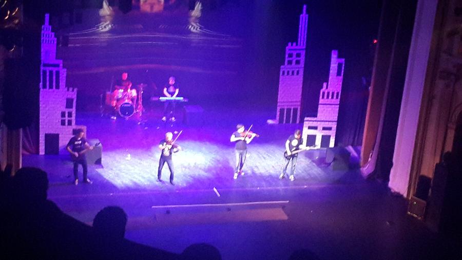 В Перми прошел гала-концерт политеха - фото 9
