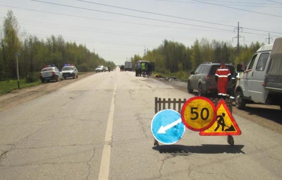 В Березниковском районе водитель Газели убил дорожного рабочего
