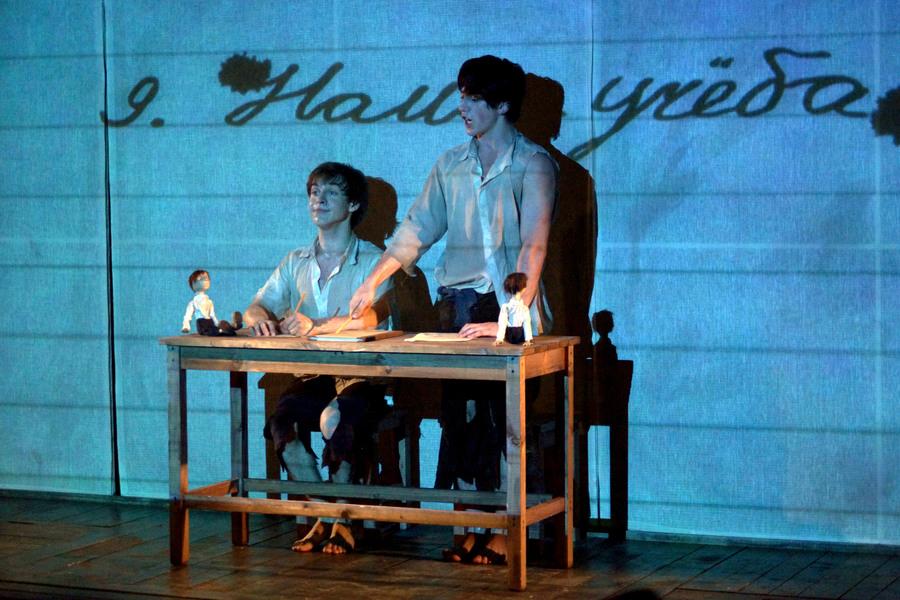В Пермском театре кукол мальчики превратились в сукиных детей