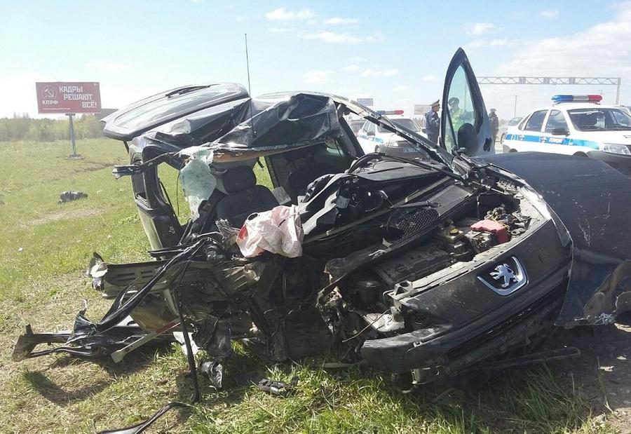 В выходные на дорогах Прикамья ранены 31 человек