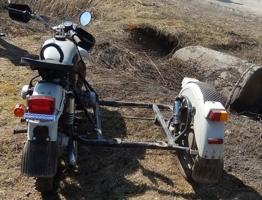 В Губахе полицейские раскрыли хищение мотоцикла
