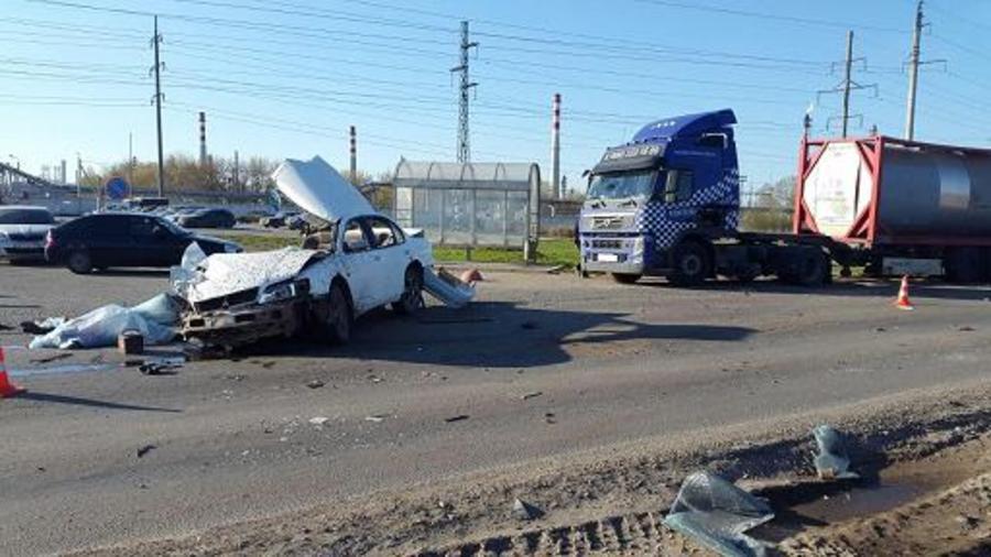 В ДТП в Индустриальном районе погибли три человека