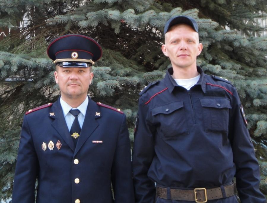 В Пермском крае полицейские спасли из огня пенсионерку - фото 1