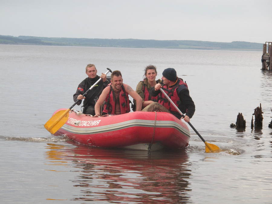 В Пермском крае на надувном матрасе унесло в водохранилище двух отдыхающих
