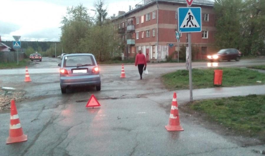 В Пермском крае за один день трое юных велосипедистов попали в ДТП