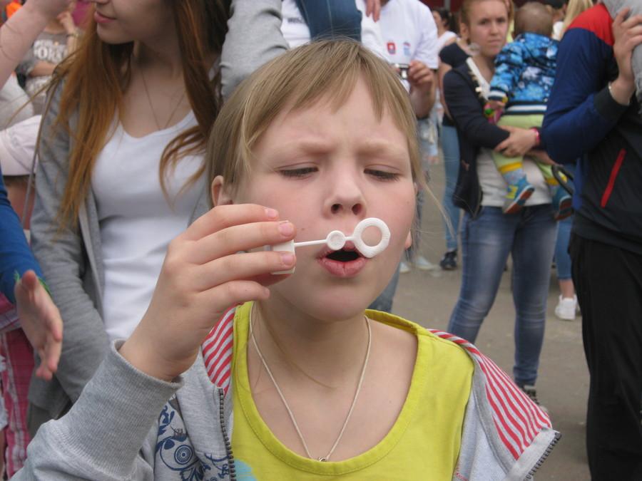 День мыльных пузырей расстроил некоторых пермяков - фото 4