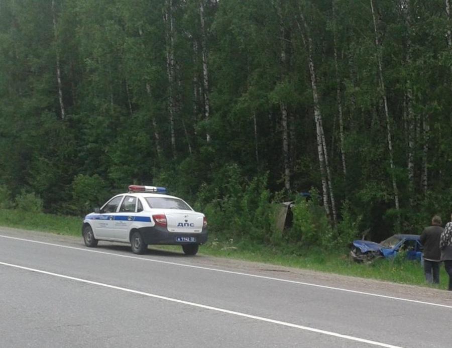 На трассе Пермь - Екатеринбург в ДТП пострадали три человека