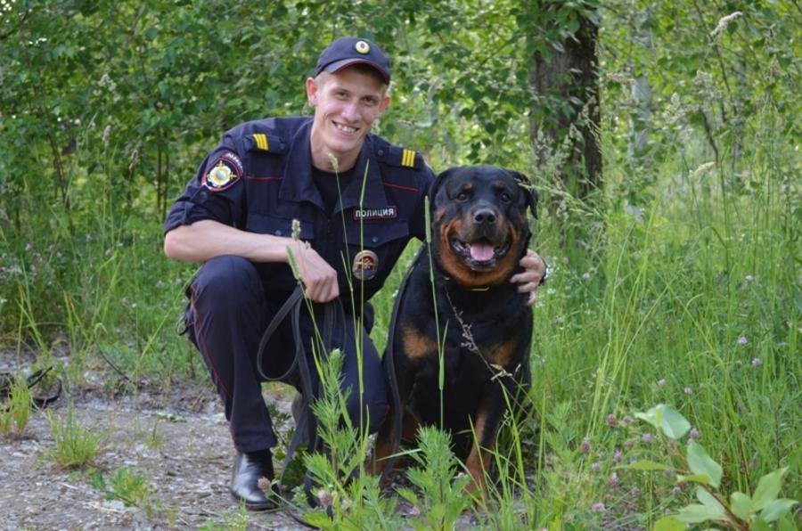 В Пермском крае служебная собака привела полицейских к грабителю - фото 1