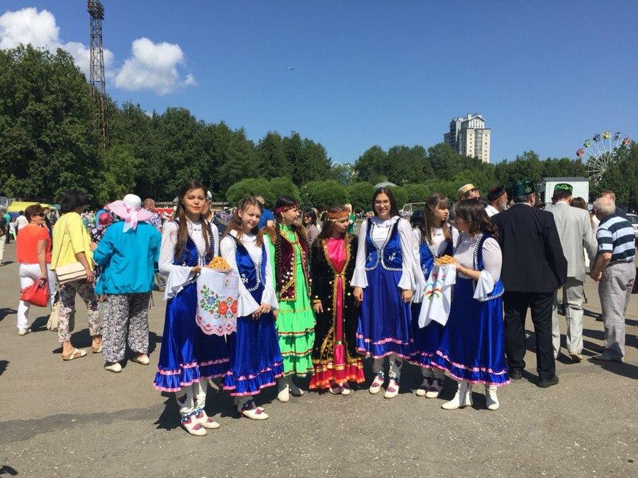 В Перми отпраздновали Сабантуй