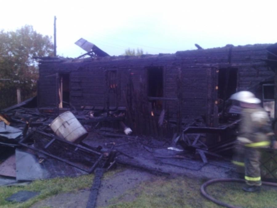 Предварительная причина пожара в Кунгурском приюте установлена - фото 1