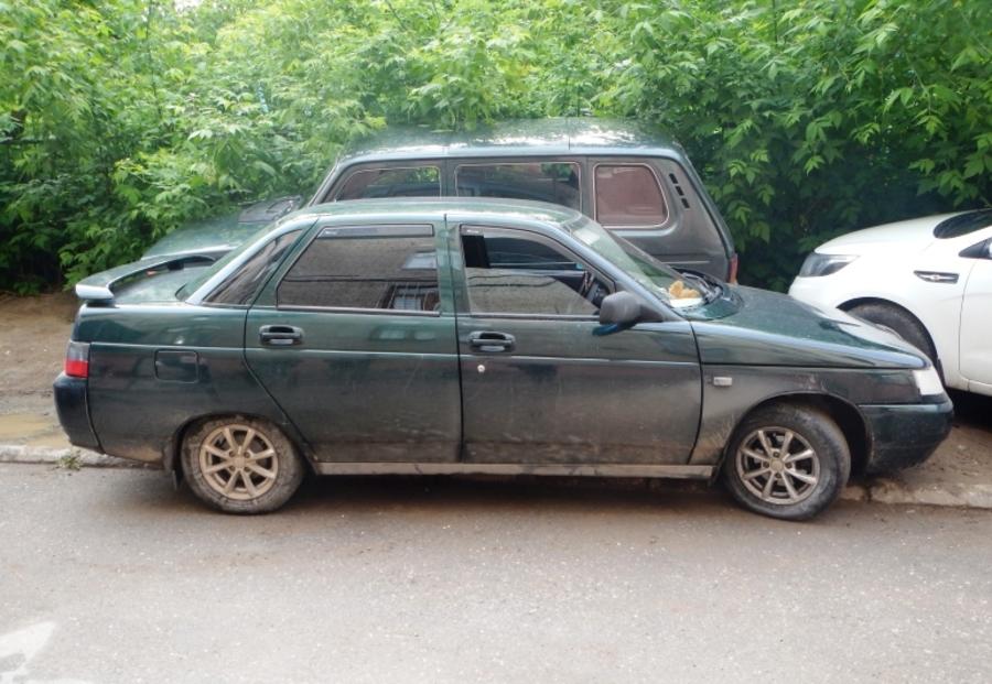 В Прикамье девушка-попутчица  угнала автомобиль