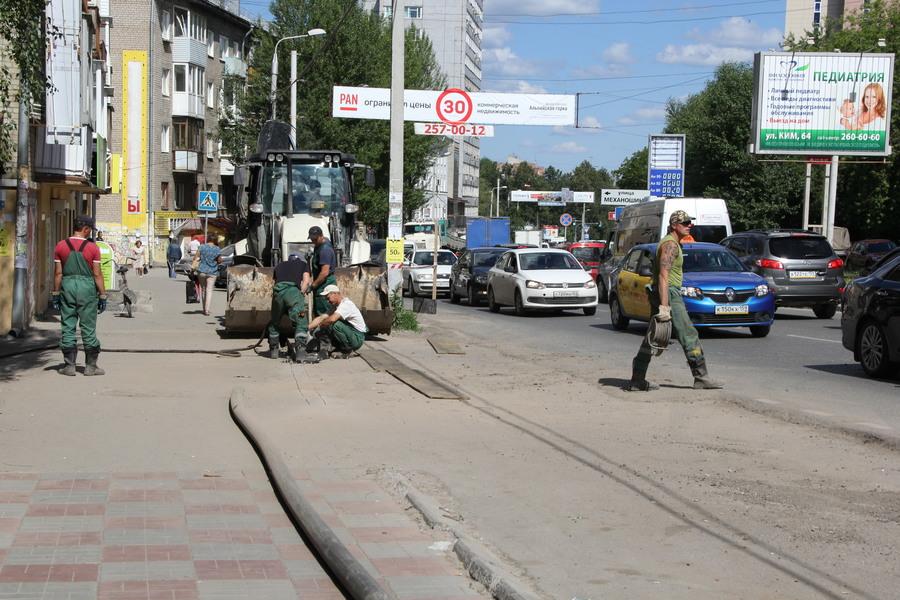 В Перми началось строительство нового водовода - фото 1