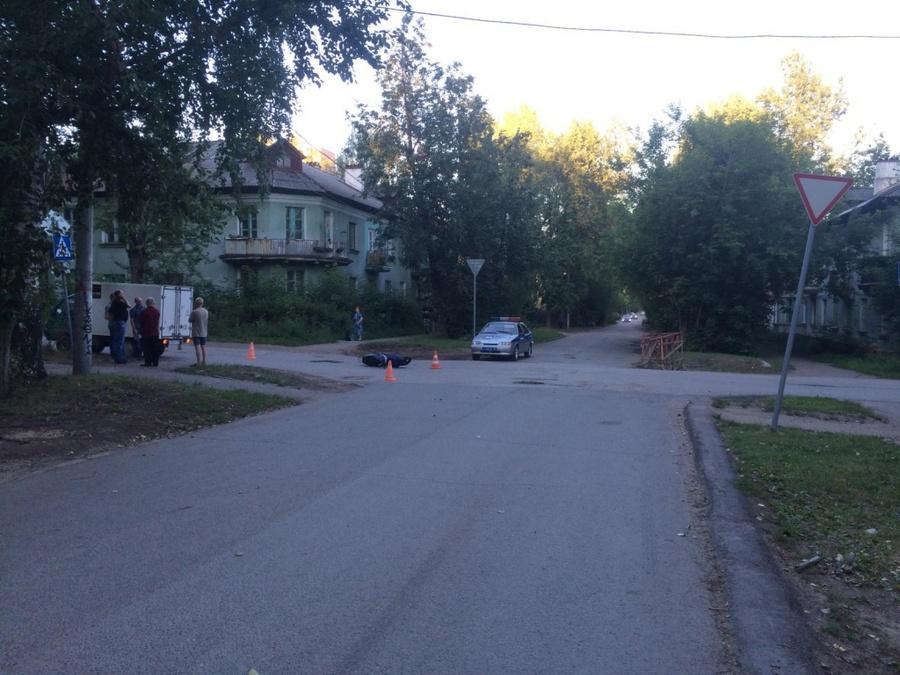 В Перми с начала года травмированы более 70 мотоциклистов