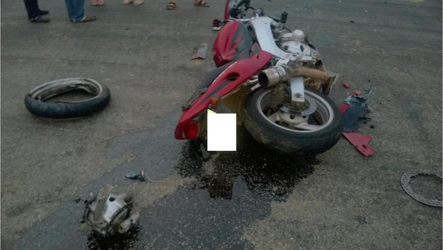 В ДТП в Бардымском районе погиб мотоциклист - фото 1