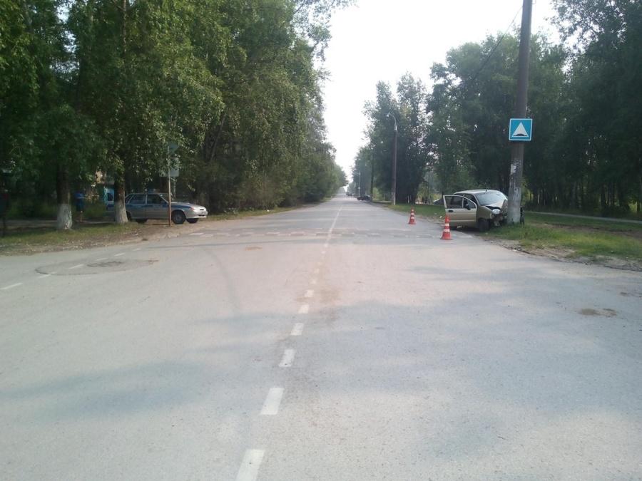 В Перми водитель Матиза не справился с управлением и погиб