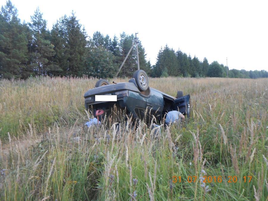 На дорогах Пермского края погибли три человека и 31 травмированы