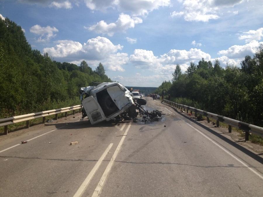 В выходные в Пермском крае в ДТП 4 человека погибли и 40 получил травмы