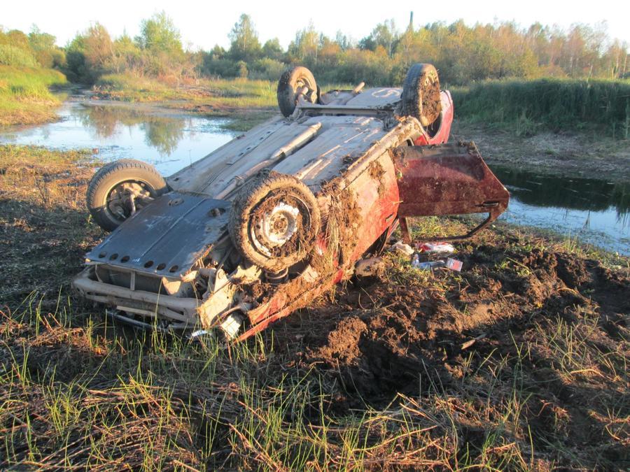 В прошедшие выходные дни на дорогах Пермского края 6 человек погибли