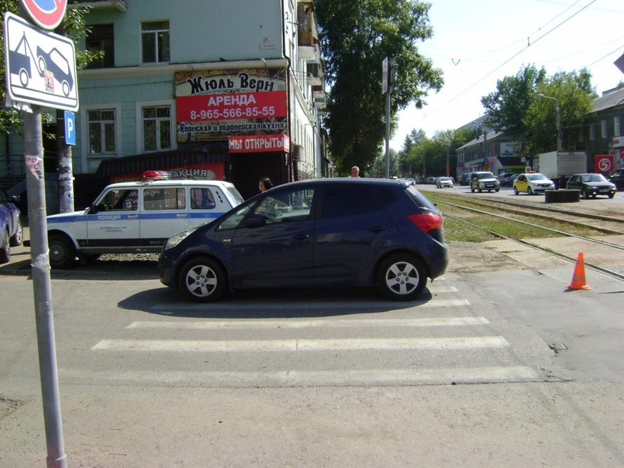 В Пермском крае пожилые люди все чаще попадают под колеса