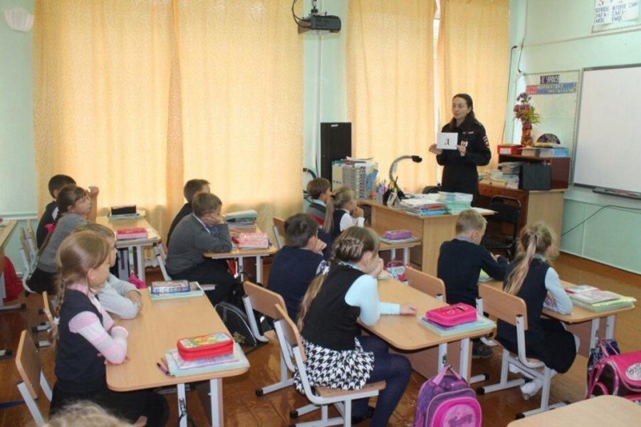Дети из Чусового осваивают азбуку безопасности - фото 1