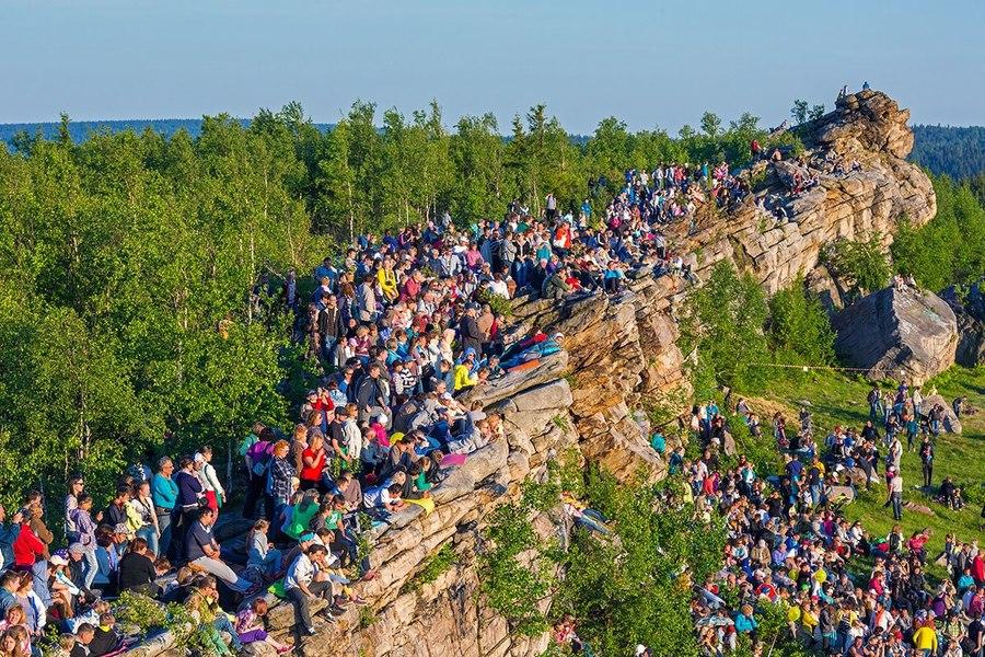 Фестивали Пермского края одержали победу в двух округах