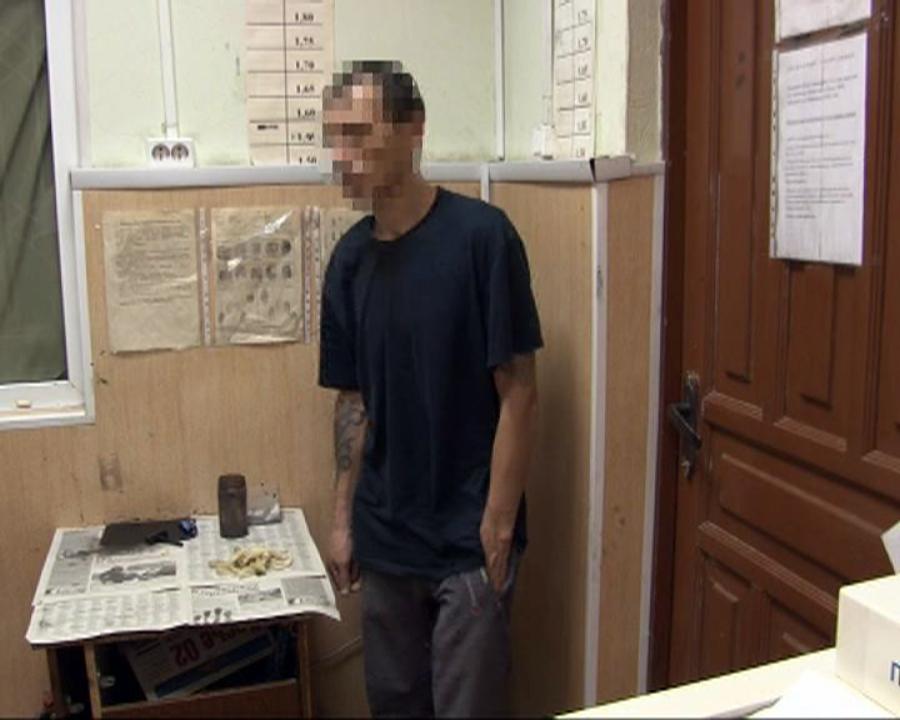 В Перми задержан мужчина, подозреваемый в попытке грабежа