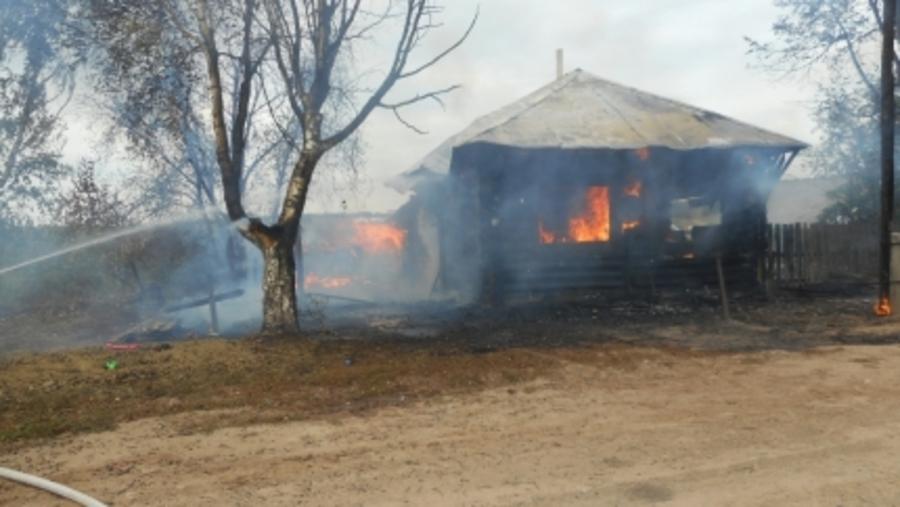 В прошедшие выходные в Пермском крае произошло 17 пожаров - фото 1