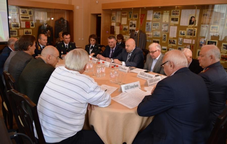 Общественные советы двух пермских силовых ведомства провели совместное совещание - фото 1