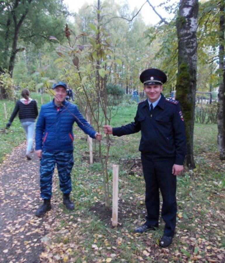В Кудымкаре прошел Всероссийский экологический субботник - фото 1