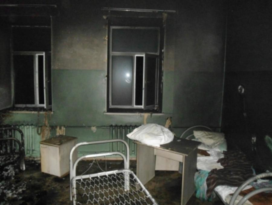 В Пермском крае в больнице едва не сгорели три  пациента - фото 1