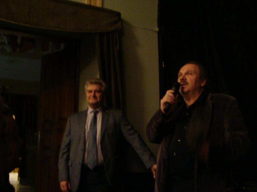 В Пермском театре «У моста» открылся фестиваль Мартина МакДонаха - фото 4