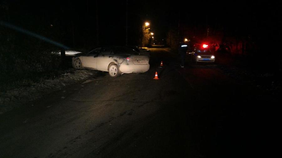 В Перми пьяный водитель Мазды устроил ДТП с двумя ранеными