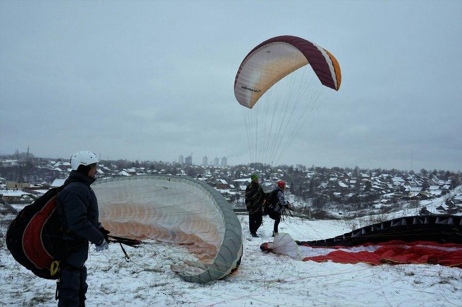 В Перми подростки летали над городом