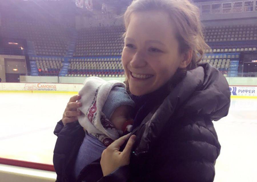 Пермские магистры: первый раз на хоккее