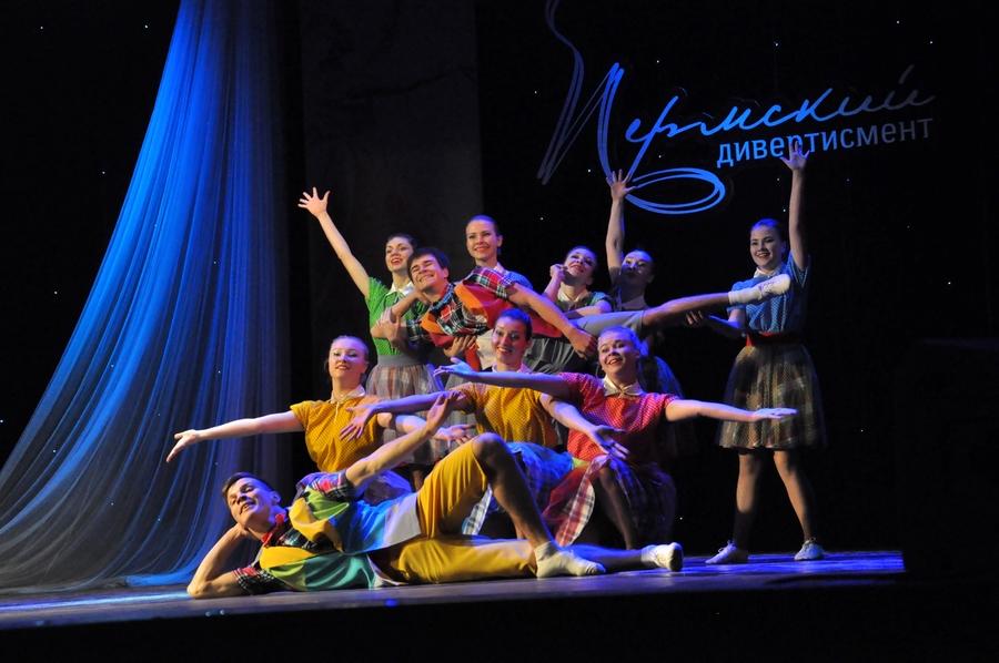 Танцоры со всей России встретились в Перми