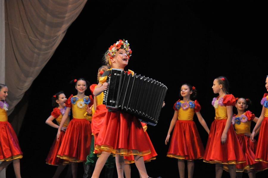 В Чусовом прошел «Танцевальный Клондайк»