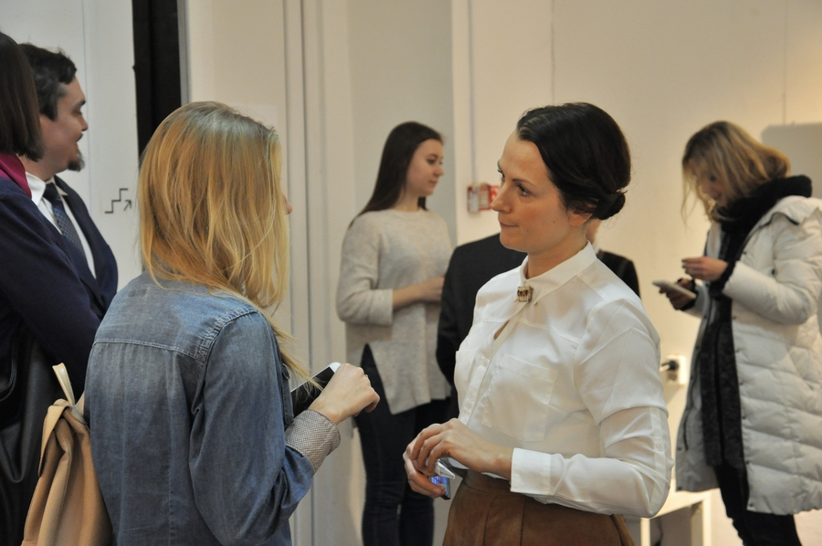 В пермской Арт-резиденции открылась выставка «Первая вода» - фото 9