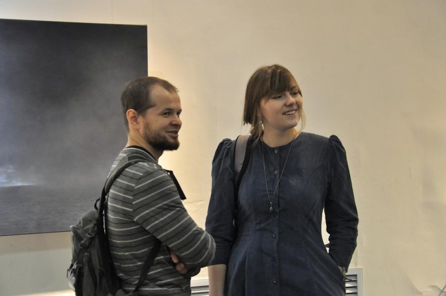 В пермской Арт-резиденции открылась выставка «Первая вода» - фото 13