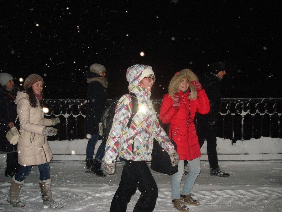 В Перми устроили танцы на набережной - фото 4