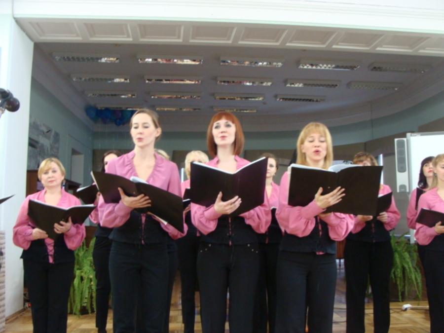 Пермский хор Junge Stimmen отпраздновал юбилей