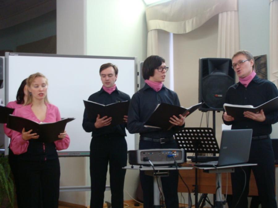 Пермский хор Junge Stimmen отпраздновал юбилей - фото 2